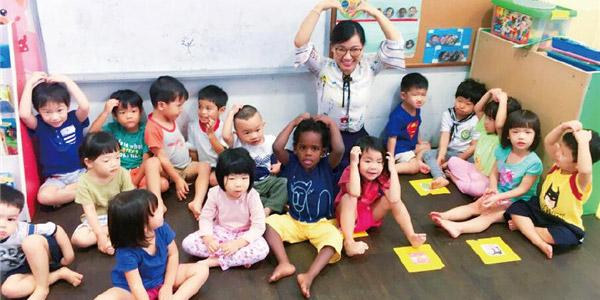 曦日童心国际育儿园