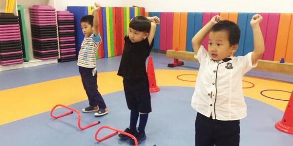 南京同曦A-kids少儿体适能运动中心